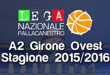Viola, Serie A2 Ovest: risultati 15^ giornata e nuova classifica