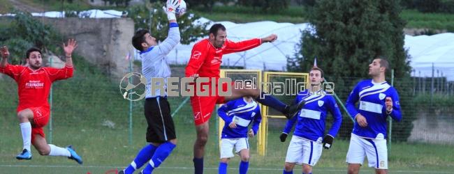 1^ Categoria, 16^ giornata, anticipi: successi esterni per Ravagnese e Pro Pellaro