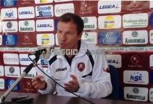 "AUDIO Alberti:""Niente alibi, siamo la Reggina"""