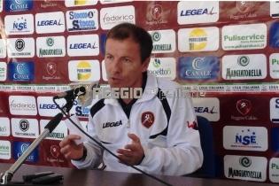"""Reggina, Alberti:""""Profondamente diversi rispetto a Cosenza, siamo pronti"""""""