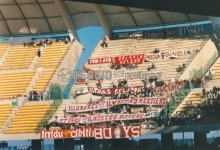 """Bari-Reggina, RNP remember: 1996, la magia di Dionigi """"stoppa"""" la contestazione"""