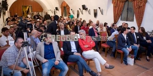 Photogallery Premi ReggioNelPallone 3^ Edizione
