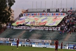 """Reggina, gli ultras Tribuna Est chiamano:""""Ci aspetta La partita"""""""