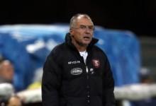 """Salernitana, Menichini:""""Rispetto la Reggina: partita dura, ci sarà grande pressione"""""""