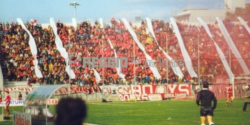 PhotoGallery Ultras Reggina Story | 91/95 Serie C