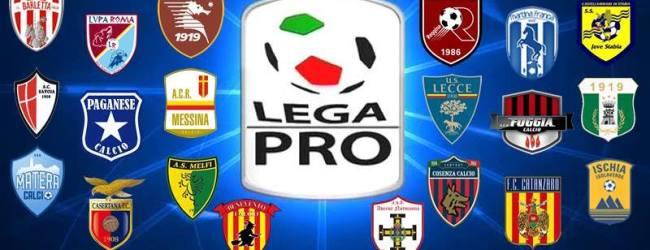 Lega Pro C – Programma, date e orari della 20^ giornata