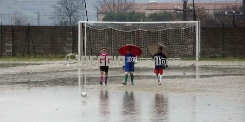 Coppa Calabria, rinviate due partite dei quarti di finale