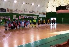 Salinis incontenibile, Sporting Locri addio final eight