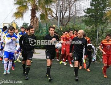 Promozione girone B, gli arbitri della 19^ giornata