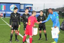 Italia Under 15, buona la prima: col Belgio decide Vigolo