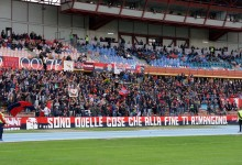 Derby, cresce la prevendita: il Cosenza riapre la Curva Sud del San Vito…