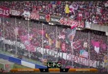 Davanti a 20mila persone la Salernitana supera il Benevento in campo e in classifica