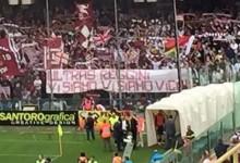 Salerno, un pensiero per Reggio nel sabato del trionfo