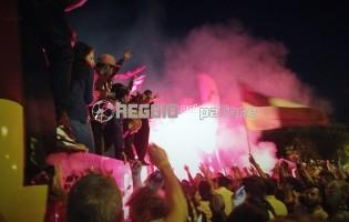 """""""REGGINA IN RETE – SPECIALE DERBY"""": in DIRETTA dopo Reggina-Messina, voce ai tifosi amaranto!"""