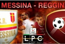 DIRETTA VIDEO: MESSINA-REGGINA LIVE SU REGGIONELPALLONE.IT!