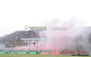 Derby amaranto, FOTO&VIDEO dagli spalti: Granillo show!