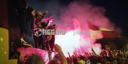 L'ASD Reggio Calabria si presenta alla città… insieme alla Viola!
