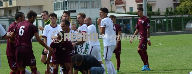 Aversa-Reggio Calabria 3-1, il tabellino