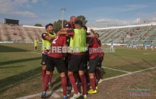 VIDEO – Amaranto avanti in coppa: guarda il gol vittoria di Cucinotti