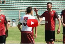 Reggio Calabria-Sarnese 1-0: gli highlights del primo successo amaranto
