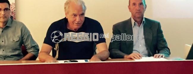 """La Reggina Calcio rilancia:""""Progetto ambizioso, scuola calcio d'eccellenza"""""""
