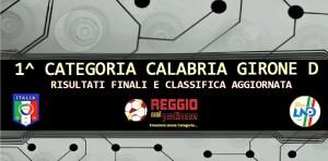 Prima categoria girone D FINALI