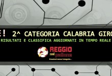 LIVE! SECONDA CATEGORIA GIRONE F: risultati e classifica, segui la diretta!