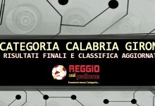 SECONDA CATEGORIA GIRONE G: RISULTATI FINALI E NUOVA CLASSIFICA