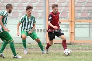 """Reggio Calabria, Lavrendi: """"Finalmente il primo gol. Abbiamo dei tifosi incredibili"""""""