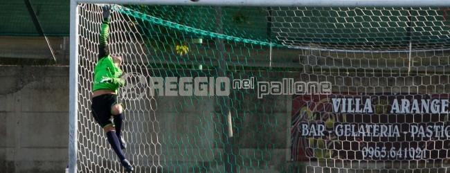 Il San Luca è una macchina inarrestabile: 7 gol alla Rombiolese e quinta vittoria