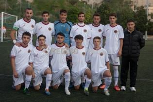 Juniores: Reggio Calabria-Sarnese 2-4, risultato finale