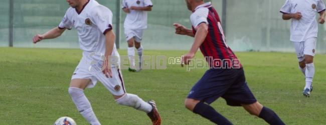 De Marco riprende la Cittanovese e salva il Locri, 2-2 nel derby reggino di serie D