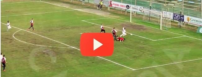[VIDEO] Reggio Calabria-Vibonese 1-0, gli highlights del successo amaranto