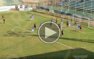 [VIDEO] Reggio Calabria-Due Torri 1-0, gli HIGHLIGHTS del successo in Coppa