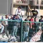 Frattese Reggio Calabria Ultras amaranto al seguito