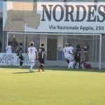 Frattese Reggio Calabria Arena trova il gol del vantaggio