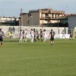 Frattese Reggio Calabria pareggio nerostellato su punizione