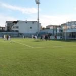 Frattese Reggio Calabria Arena su punizione cerca il gol
