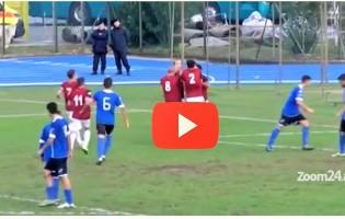 [VIDEO] Agropoli-Reggio Calabria 0-1: gli HIGHLIGHTS del colpo amaranto al Guariglia