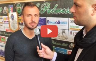 """[VIDEO] Palmese, Corsale a RNP:""""Granillo è teatro del calcio, per noi gara storica"""""""