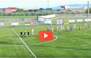 [VIDEO] Scordia-Reggio Calabria 1-1, highlights e la sorpresa: Arena risponde a… De Bode