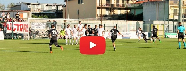 [VIDEO] Frattese-Reggio Calabria 2-1, gli highlights