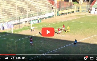 [VIDEO] Reggio Calabria-Gragnano 1-0, gli highlights