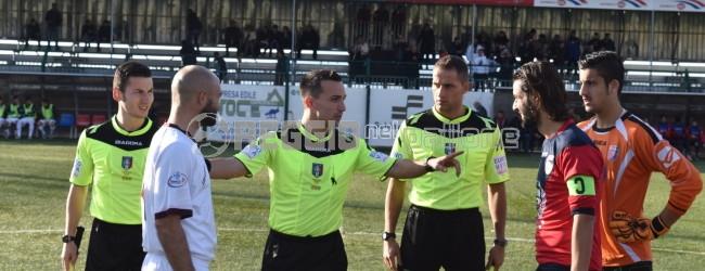 Serie D girone I, gli arbitri della 32esima giornata
