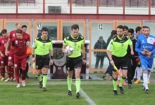 Serie D girone I, gli arbitri di playoff e playout