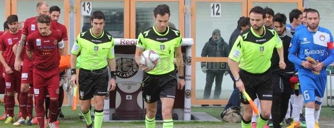 Serie D girone I, gli arbitri della 16esima giornata