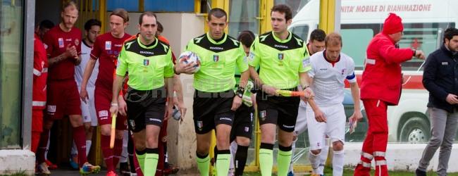 Serie D girone I, gli arbitri della 24^ giornata