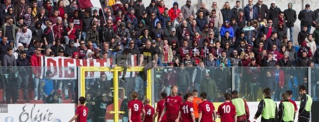 Vibonese-Reggina, nessuna limitazione per i tifosi amaranto! Tutte le info