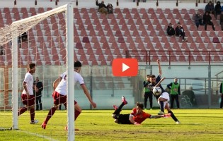 [VIDEO] Reggio Calabria-Cavese 0-2, gli HIGHLIGHTS: tracollo amaranto