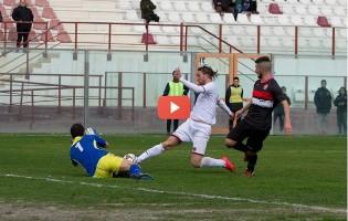 [VIDEO] Reggio Calabria-Rende 2-1, gli HIGHLIGHTS: ritorno al successo amaranto